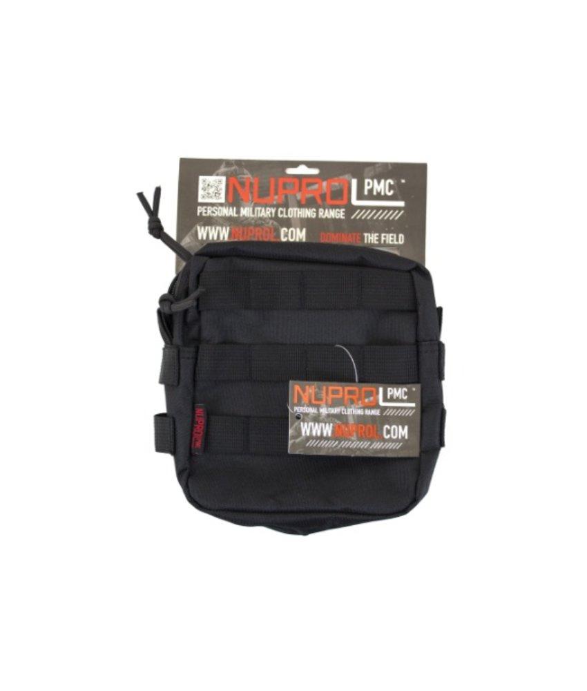 NUPROL PMC Medium Utility Pouch (Black)