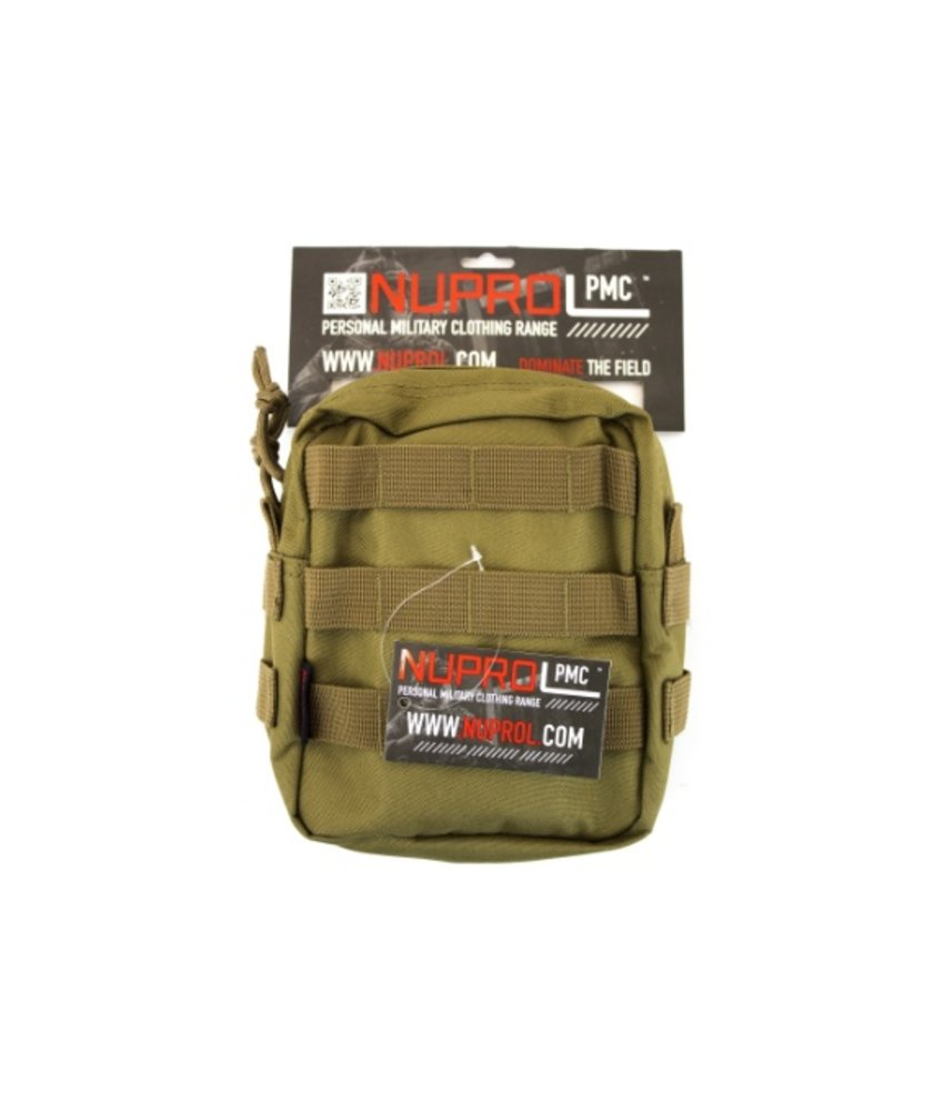 NUPROL PMC Medium Utility Pouch (Tan)
