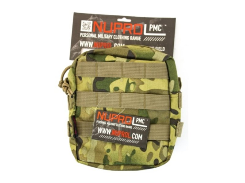NUPROL PMC Medium Utility Pouch (NP Camo)