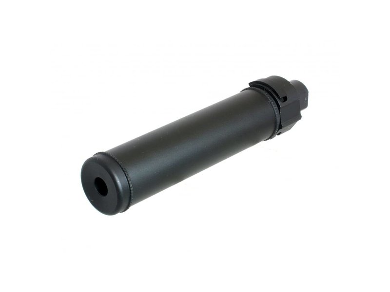 NUPROL BOA Long Silencer (Black)