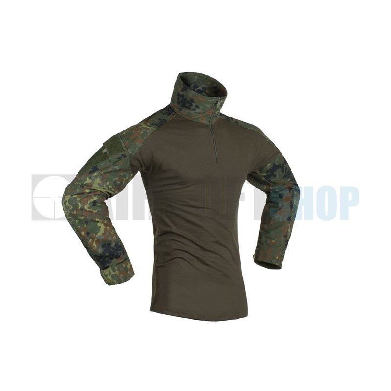 Invader Gear Combat Shirt (Flecktarn)