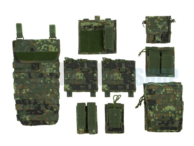 Invader Gear MOD Carrier (Flecktarn)