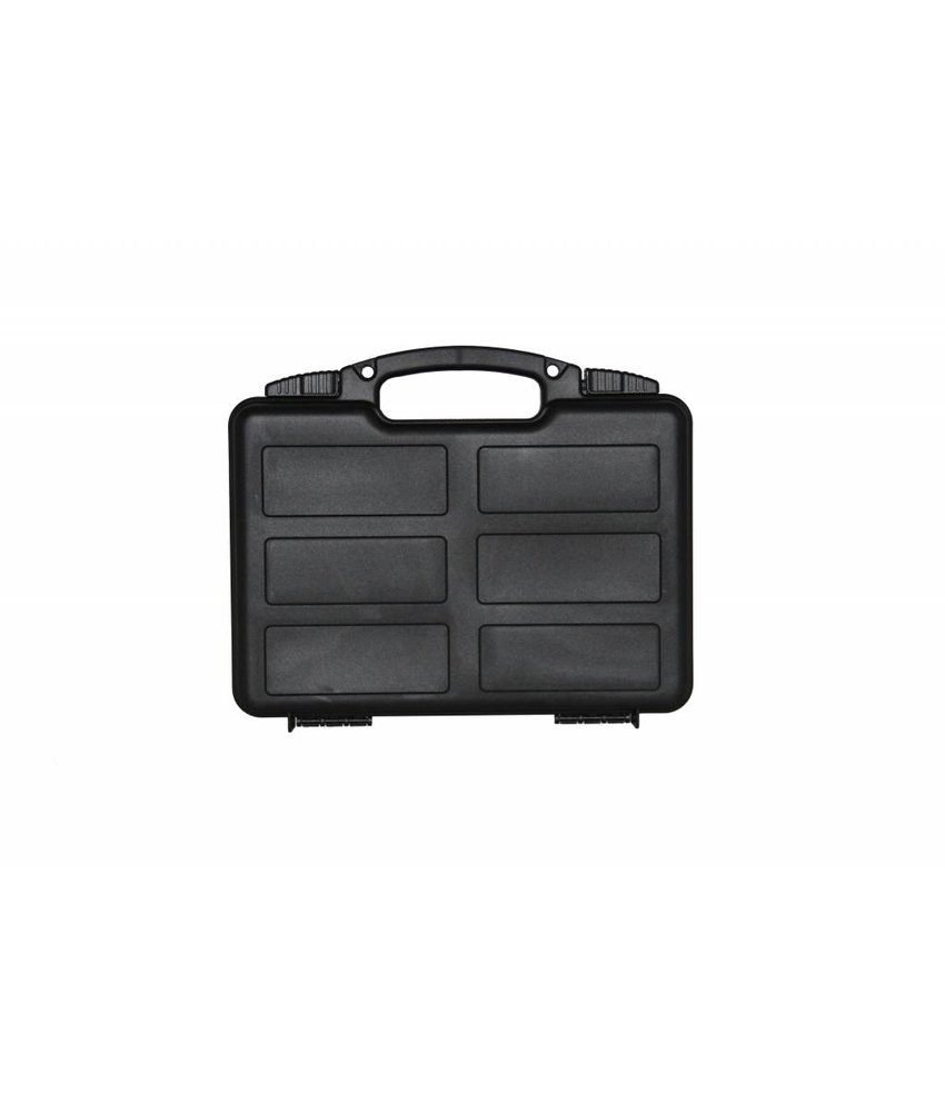 CASED Pistol Case P1 (Black)