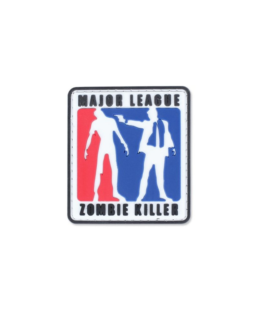 4TAC Major League Zombie Killer PVC Patch