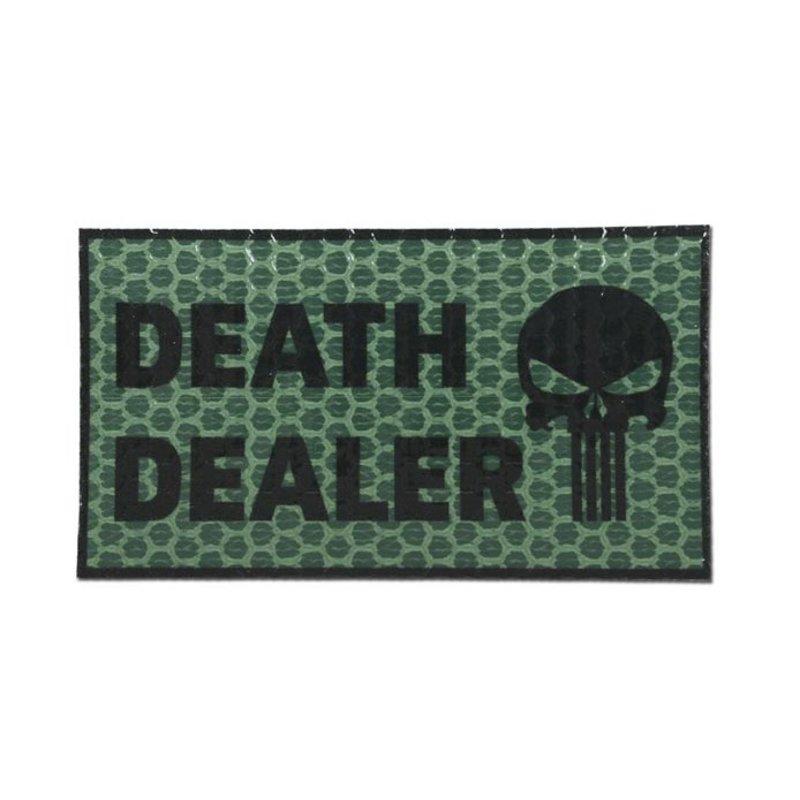 KAMPFHUND Death Dealer Patch (Green) (Gen I)
