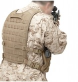 Warrior Back Panel (Olive Drab)