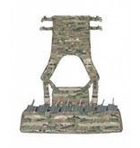 Warrior Back Panel (Olive Drab)