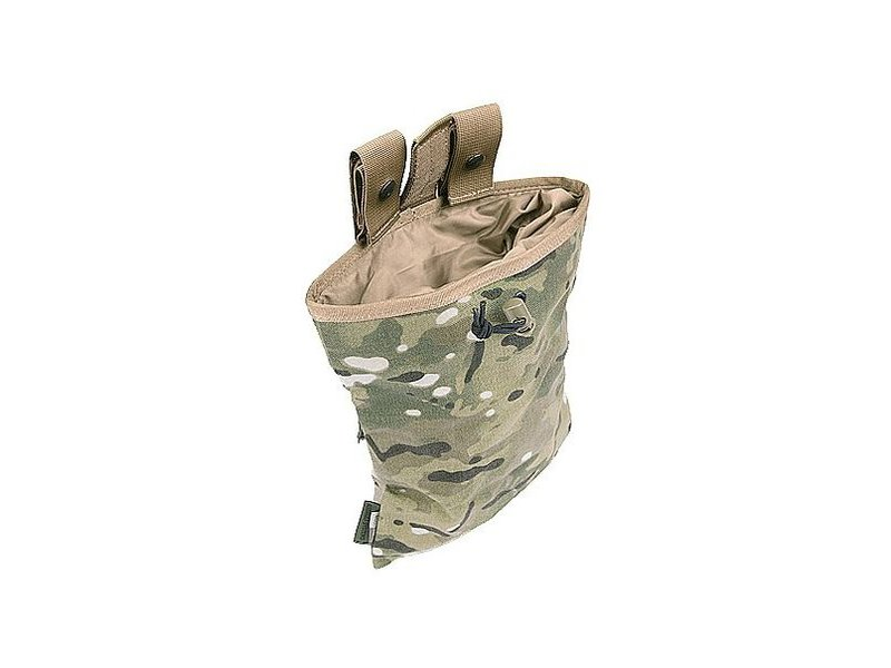 Warrior Large Roll Up Dump Pouch (Multicam)