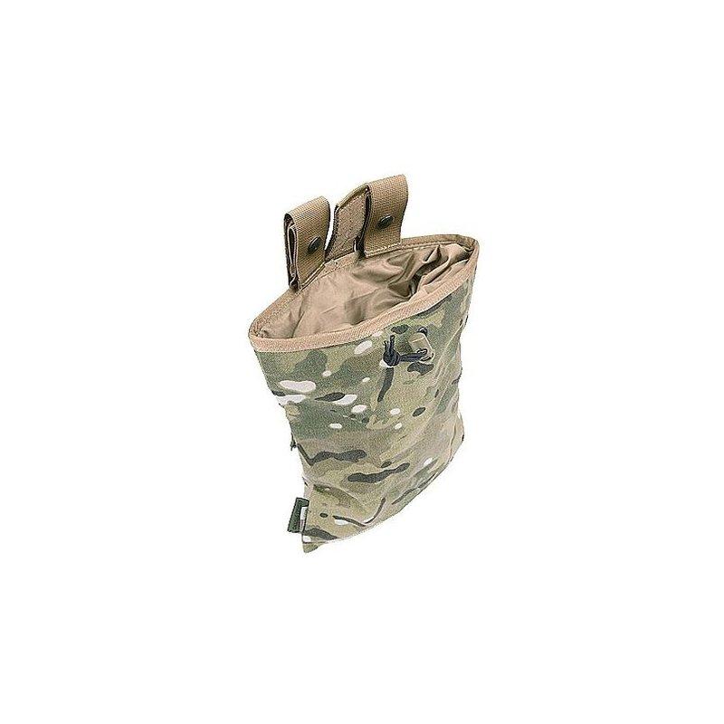 Warrior Large Roll Up Dump Pouch (Multicam)