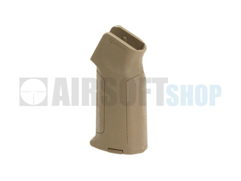 Ares Amoeba Straight Backstrap Grip (Tan)