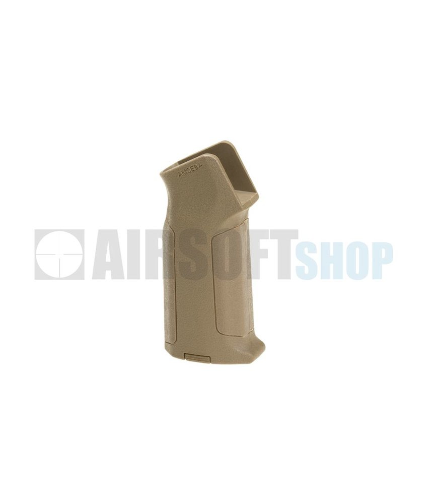 Ares Amoeba Straight Backstrap Grip (Tan)