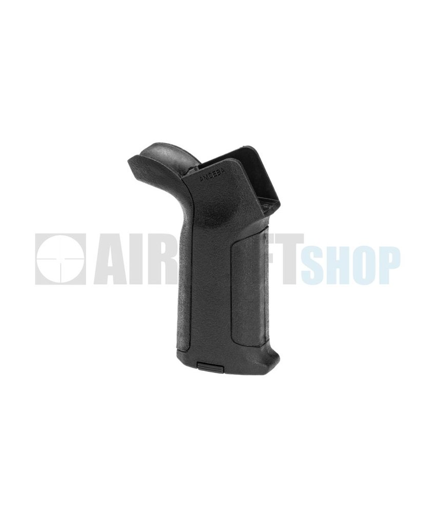 Ares Amoeba Beavertail Backstrap Grip (Black)