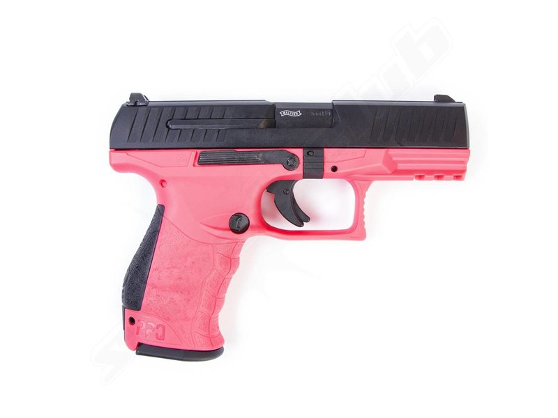Walther PPQ M2 Metal Version GBB (by VFC) (Pink)