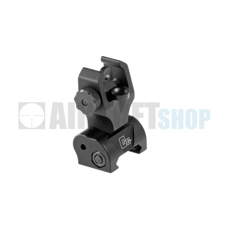 G&G Flip Up Rear Sight (Black)