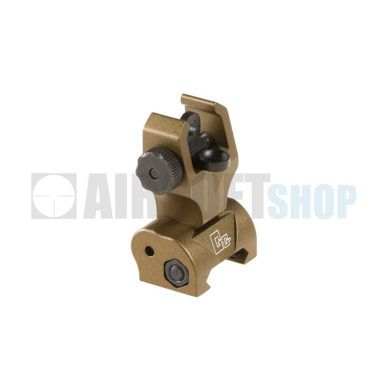 G&G Flip Up Rear Sight (Desert)