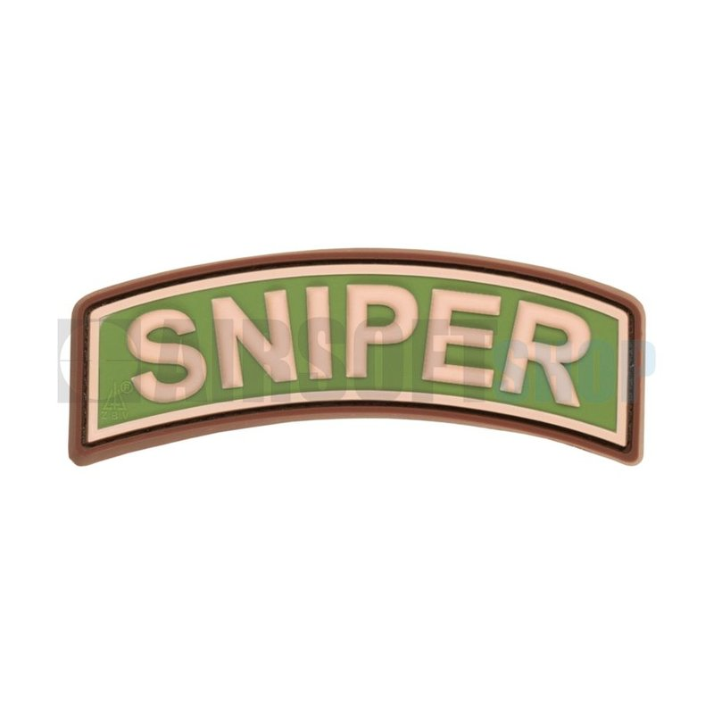 JTG Sniper Tab PVC Patch (Multicam)