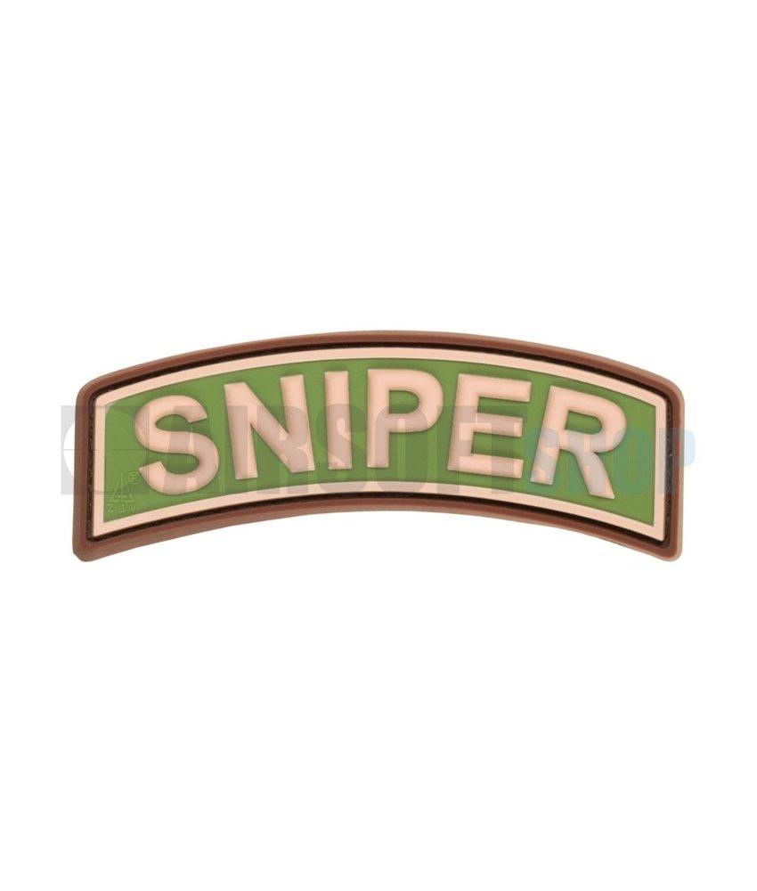 JTG Sniper Tab PVC Patch (Multicam)