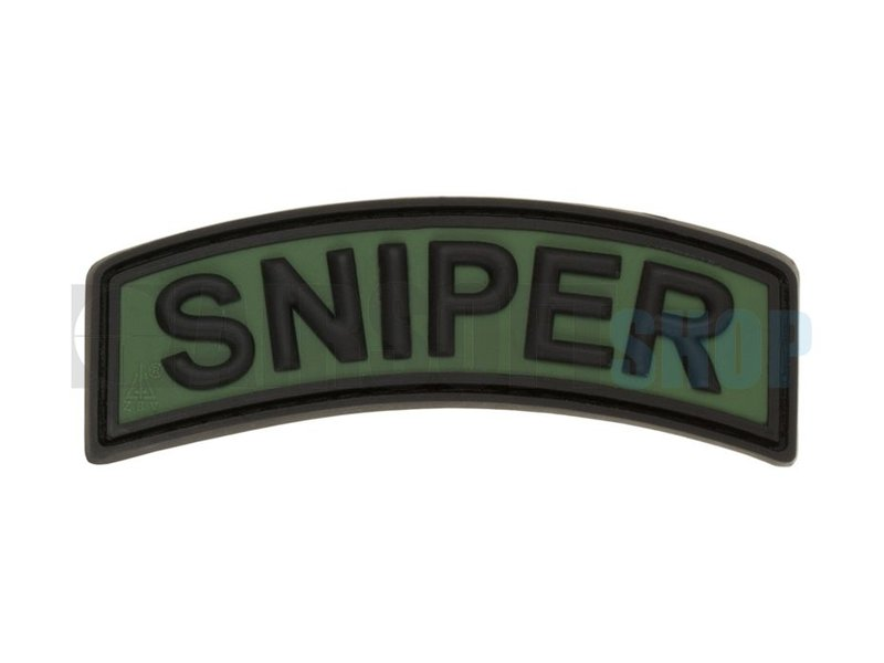 JTG Sniper Tab PVC Patch (Forest)