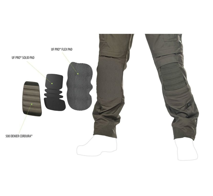 Striker XT Gen. 2 Combat Pants (Black)