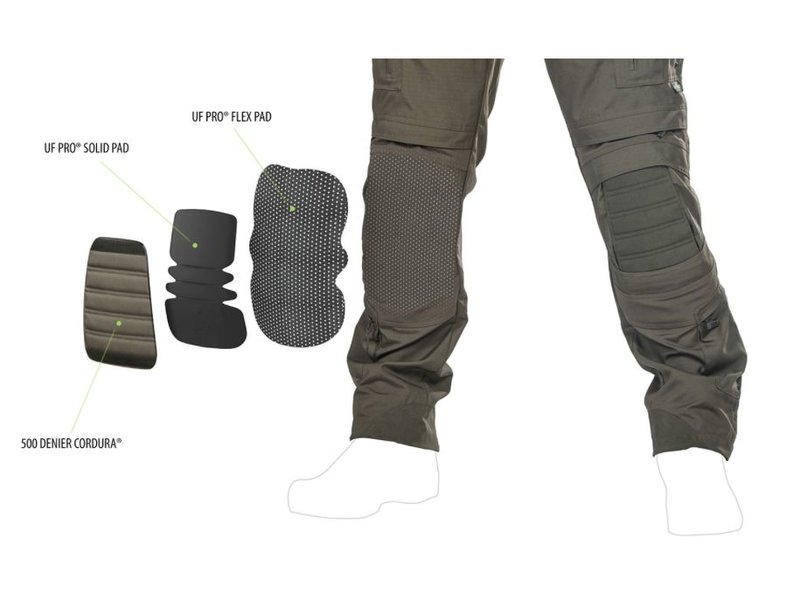 UF PRO Striker XT Gen. 2 Combat Pants (Brown Grey)