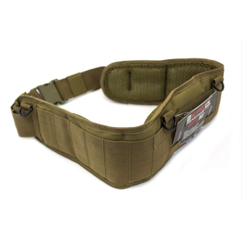NUPROL PMC Battle Belt (Tan)