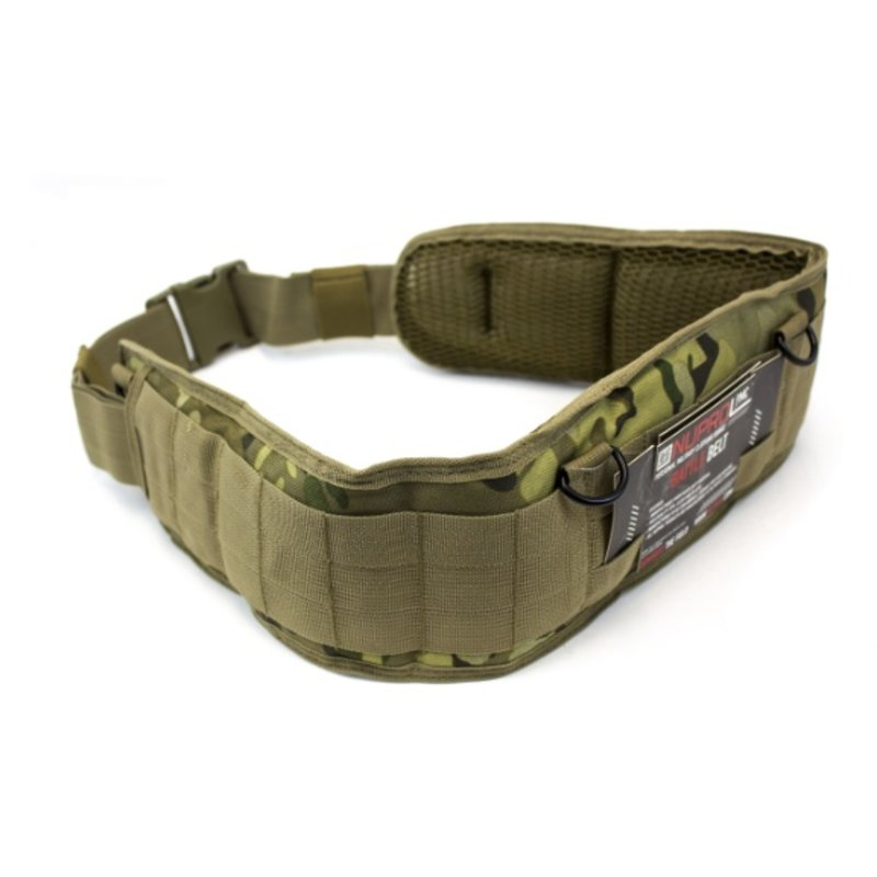 NUPROL PMC Battle Belt (NP Camo)