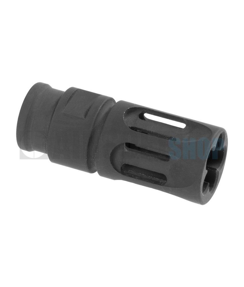 Battle Axe VLT Steel Flashhider 14mm CCW
