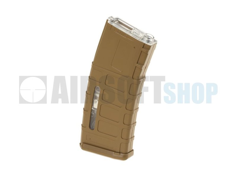 Battle Axe M4/M16 PMAG Highcap 350rds (Tan)