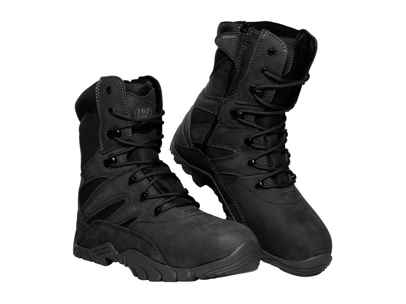 101 Inc Tactical Boots Recon (Black)