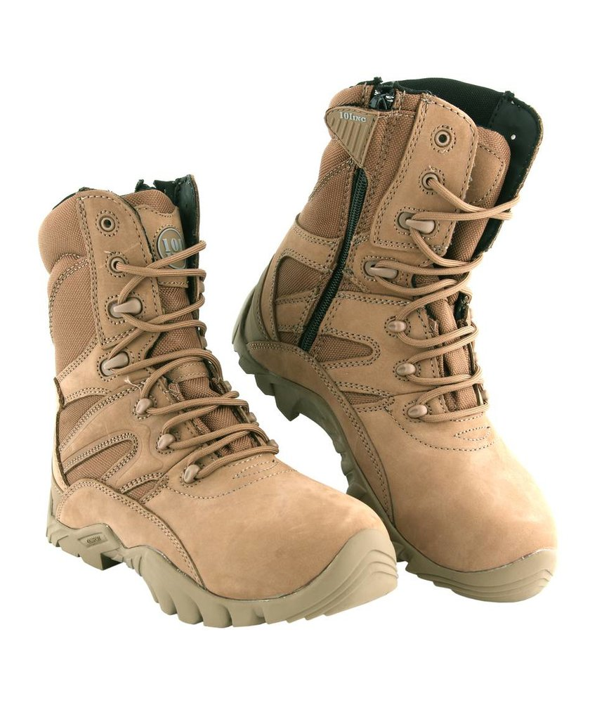 101 Inc Tactical Boots Recon (Coyote)