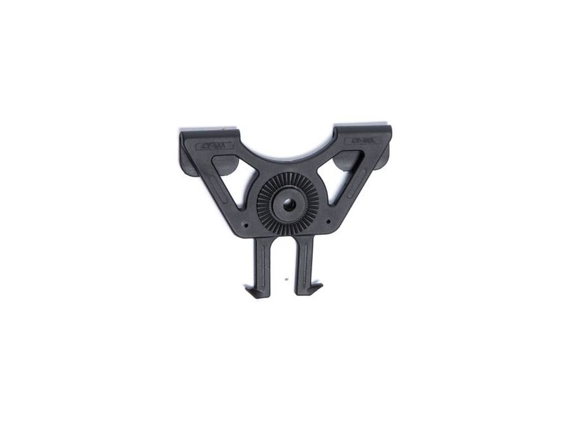 ASG Polymer Holster MOLLE Attachment (Black)