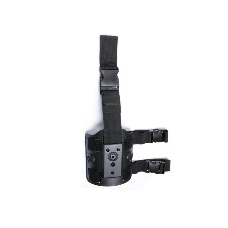 ASG Polymer Holster Leg Platform (Black)