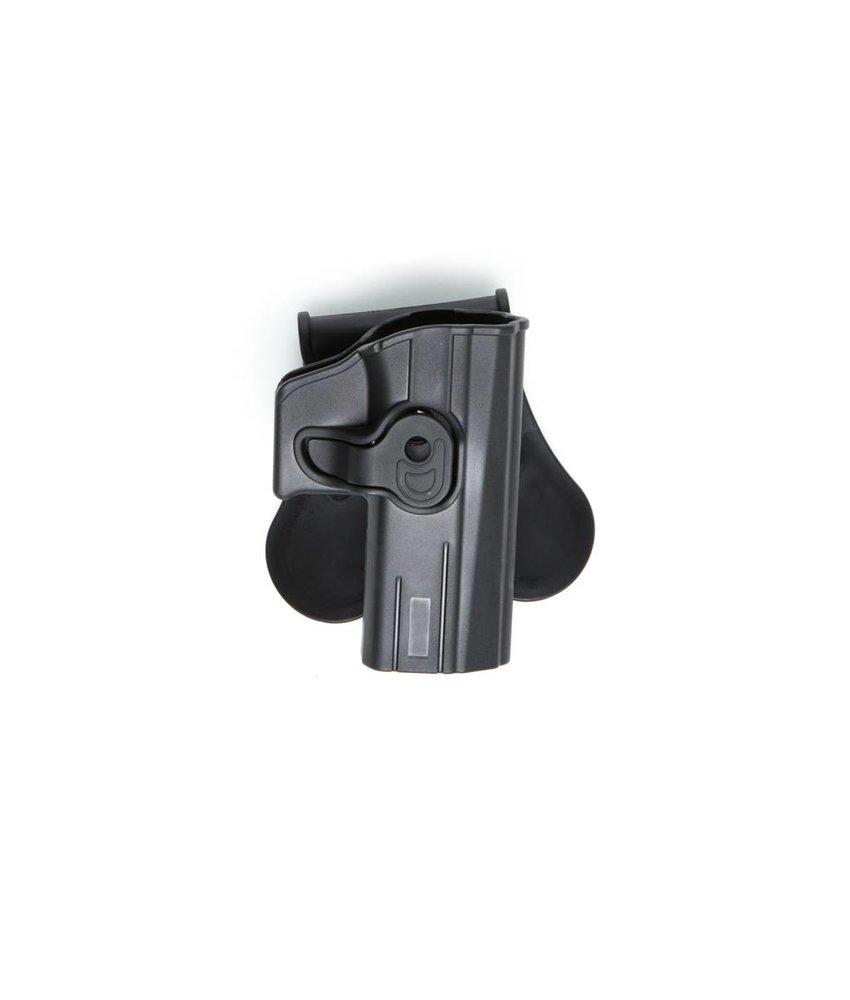 ASG Polymer Holster CZ P-07 + P-09 (Black)
