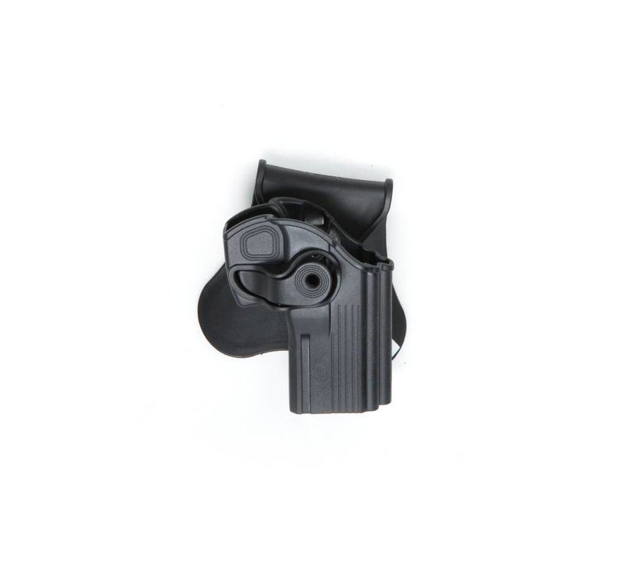 Polymer Holster C75D Compact (Black)