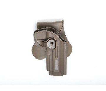 ASG Polymer Holster M9 (FDE)