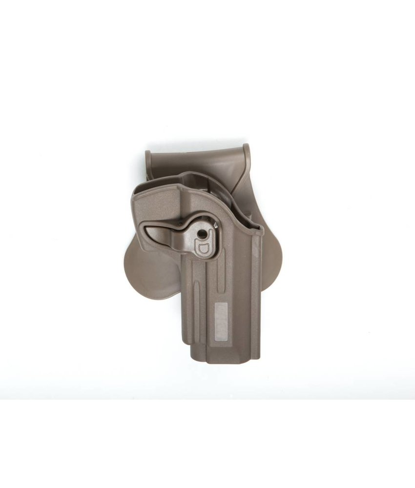 ASG Polymer Holster M9 (FDE)