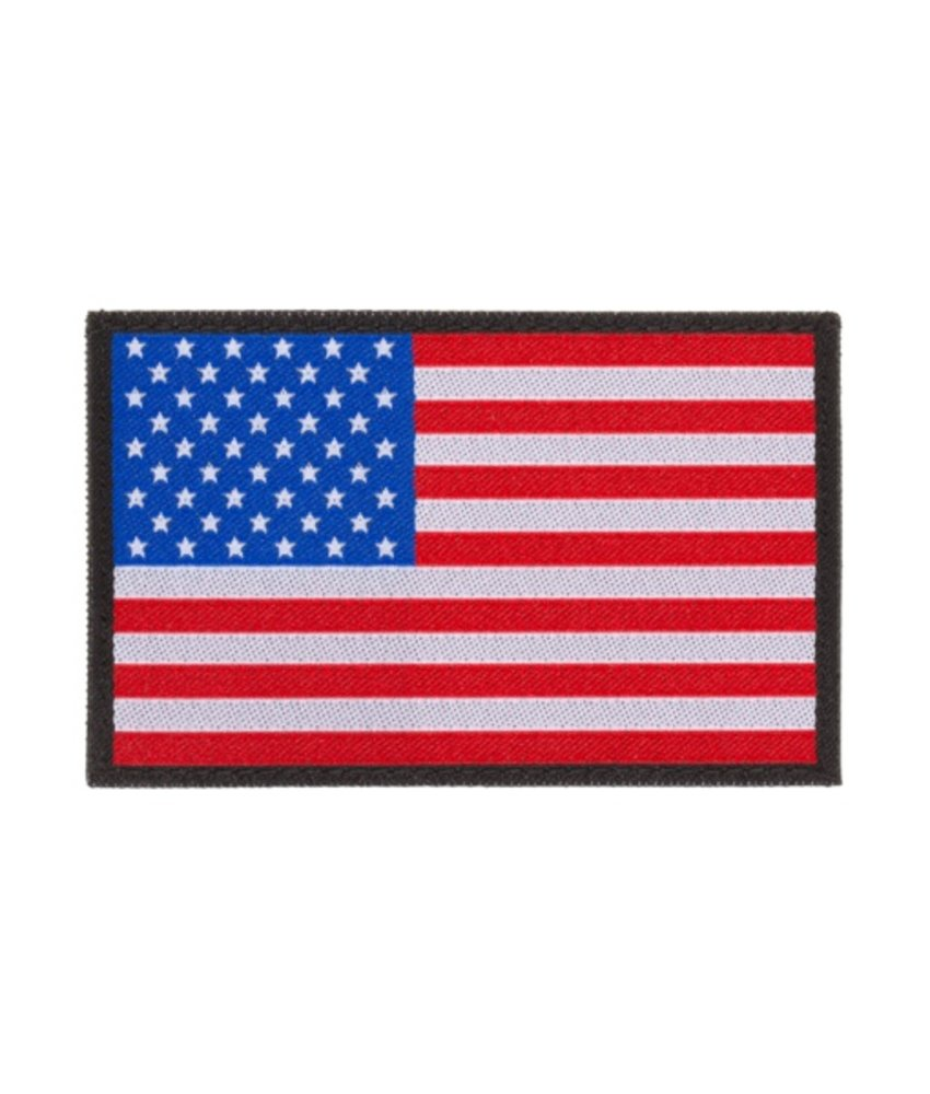 Claw Gear USA Flag Patch