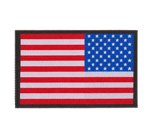 Claw Gear USA Reversed Flag Patch