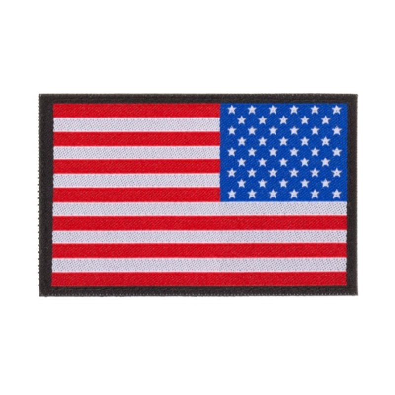 Claw Gear USA Reversed Vlag Patch