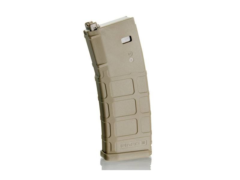 Magpul PTS PTW 120rds PMAG Magazine (Dark Earth)