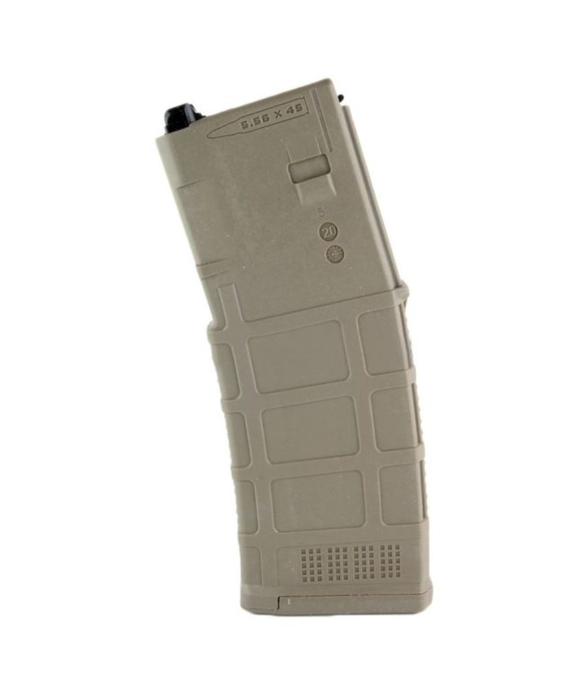 FCC PTW 120rds Gen3 PMAG (Dark Earth)
