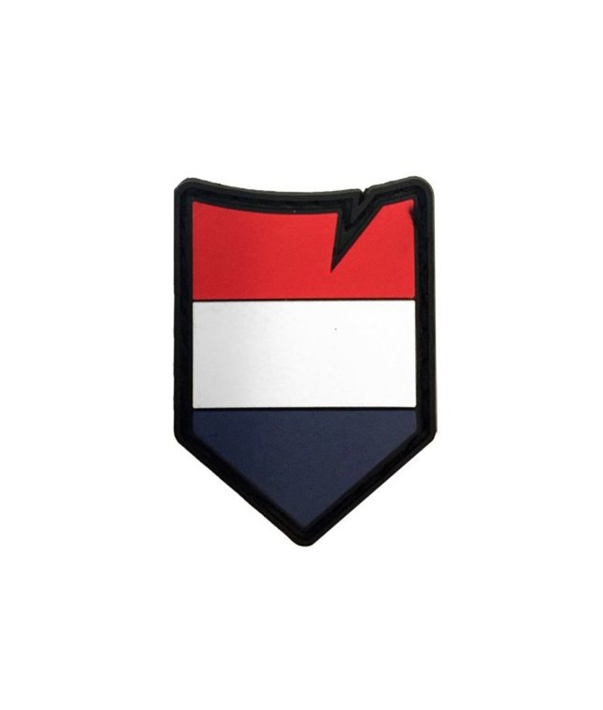 Pitchfork Tactical Patch The Netherlands (Color)