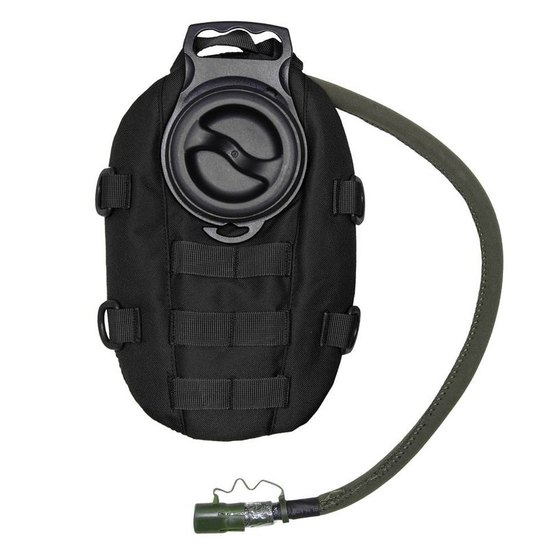 101 Inc Waterpack 1.5L (Black)