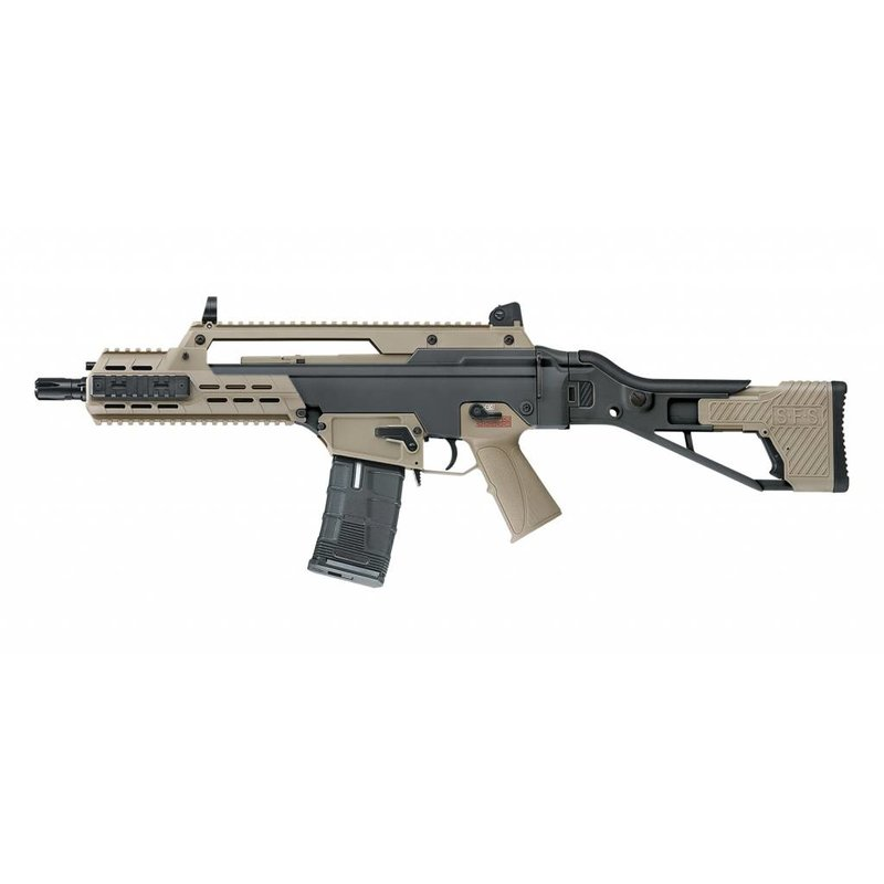 ICS G33 Compact Assault Rifle (Two Tone)