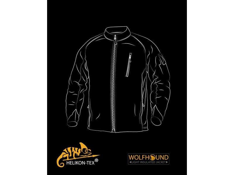 Helikon Wolfhound Jacket (Black)