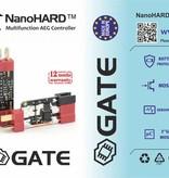 Gate NanoHARD Mosfet
