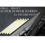 Orga Hi-Capa 4.3 Super Power 6.00mm Barrel