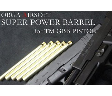 Orga Hi-Capa 4.3 Super Power 6.00mm Barrel