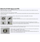 Orga PTW Spare Flat Hop Rubber