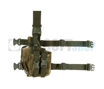 Invader Gear SOF Pistol Holster LEFT (Everglade)